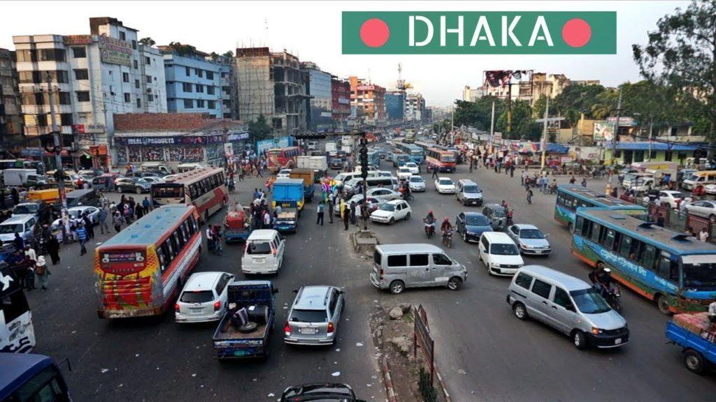 Dakka Bangladeş
