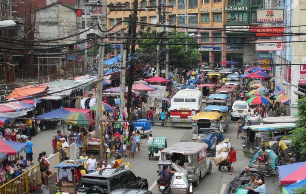 Manila Filipinler