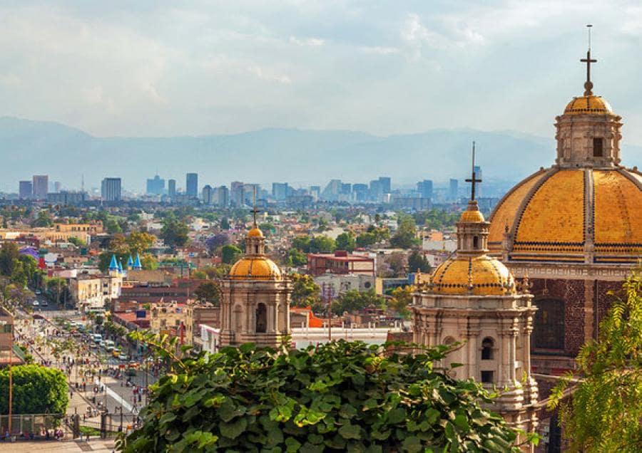 Mexico City Nüfusu