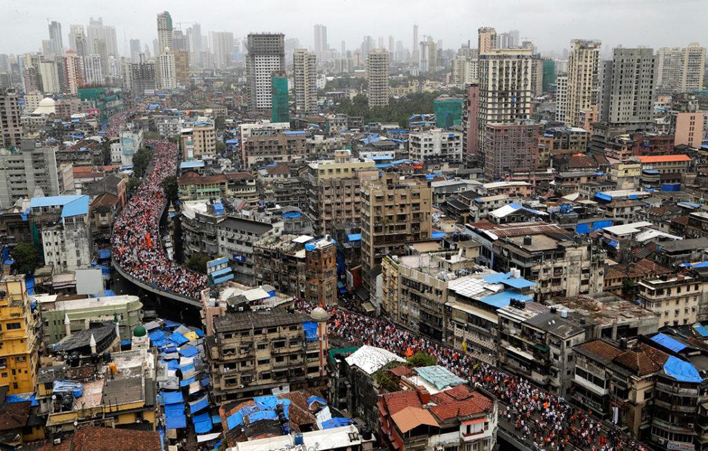 Mumbai Nüfusu