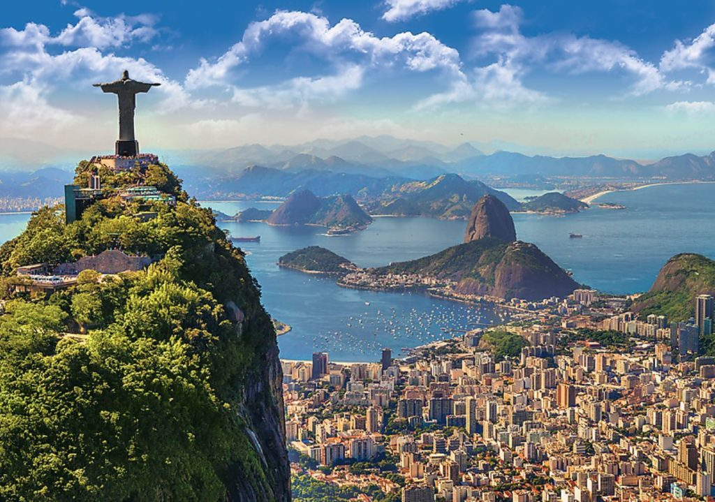 Rio De Janeiro Nüfusu