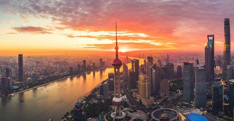 Şangay nüfusu