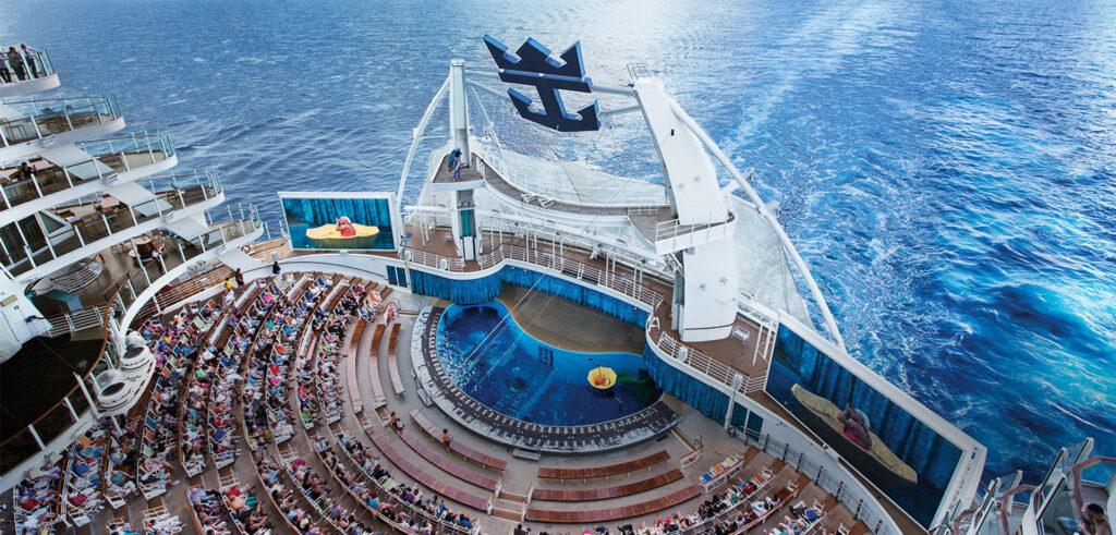 Dünyanın En Büyük Cruise Gemisi – Gözlerinize İnanamayacaksınız!
