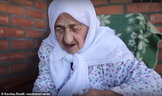 Dünyanın Yaşayan En Yaşlı İnsanı