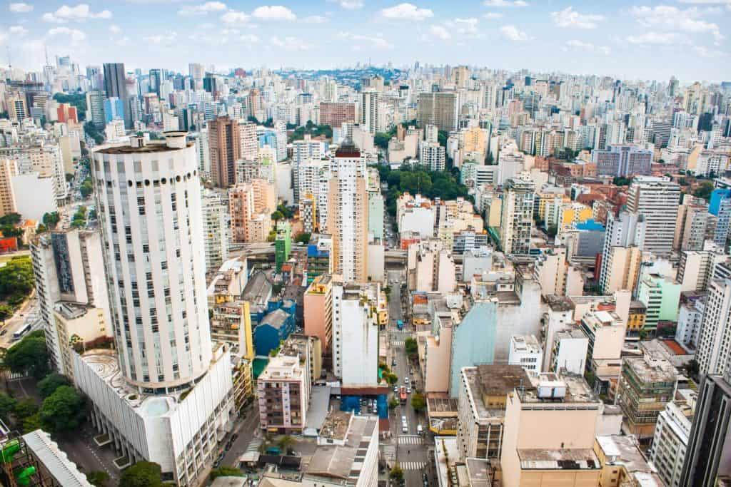 Sao Paolo Nüfusu