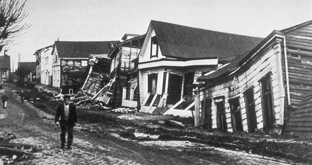 Dünyanın En Büyük Depremi
