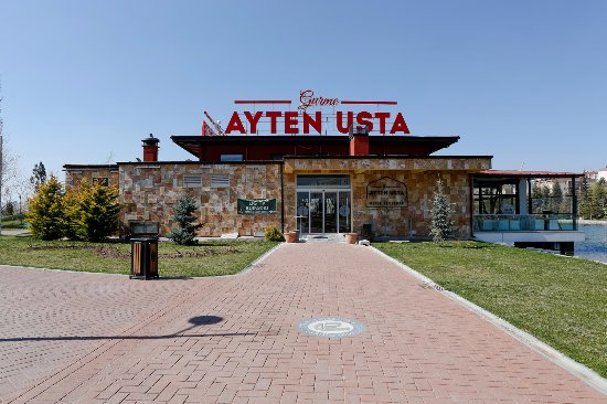 Ayten Usta Gurme Eskişehir