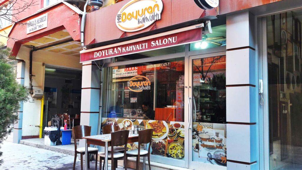 Doyuran Kahvaltı Salonu Eskişehir