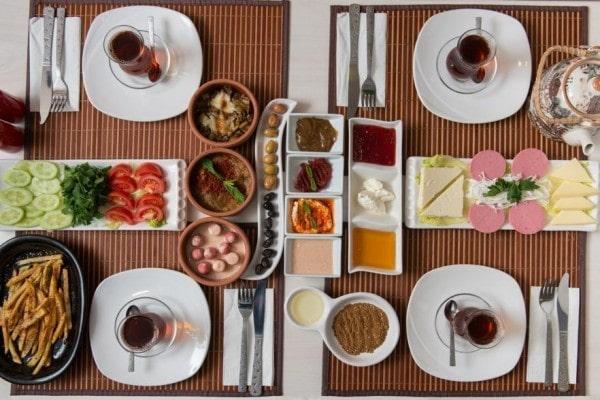 hot'n fun eskişehir kahvaltı