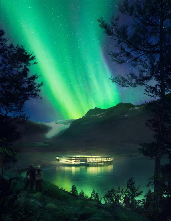 Svart Hotel Norveç